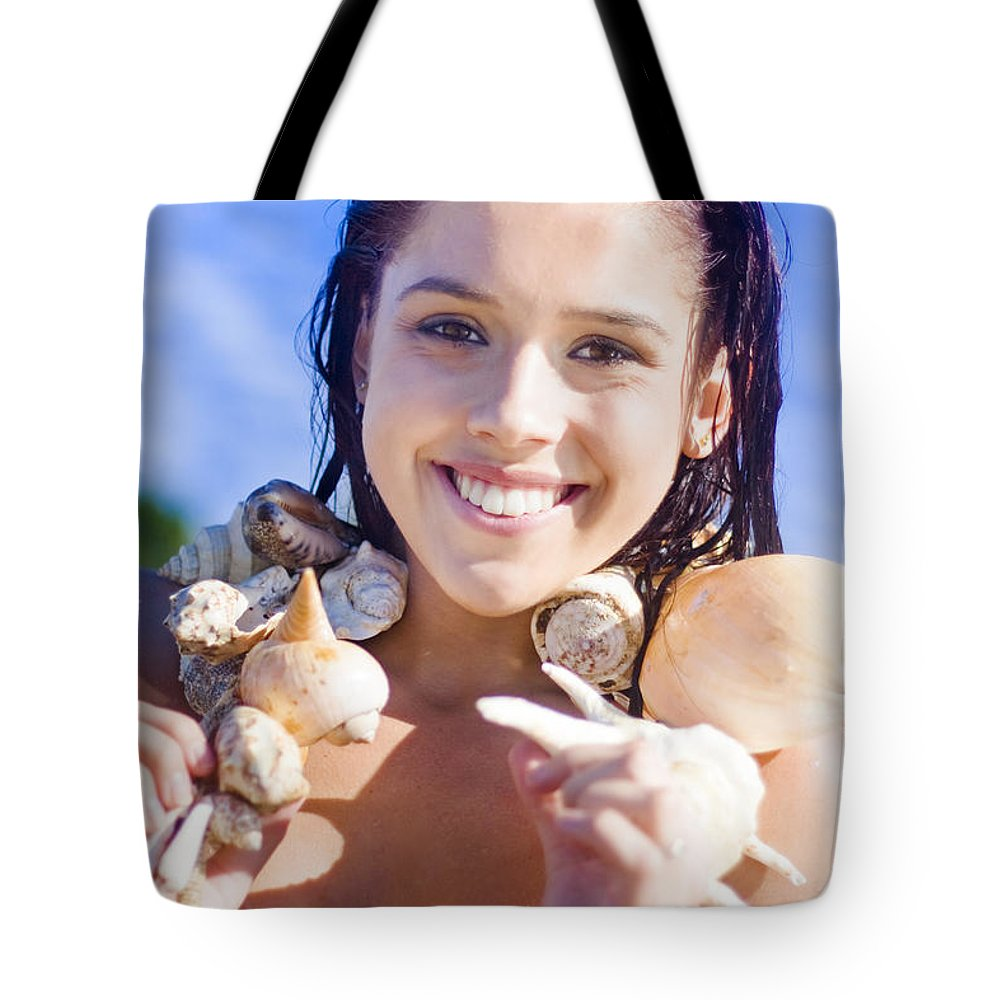 Attractive Tote Bag featuring the photograph Tourist by Jorgo Photography - Wall Art Gallery