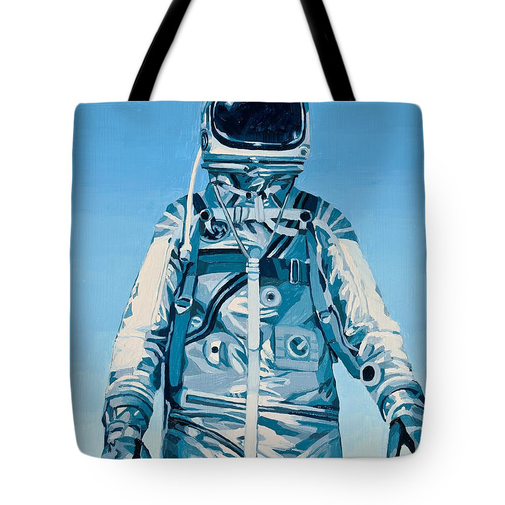Astronaut Tote Bags