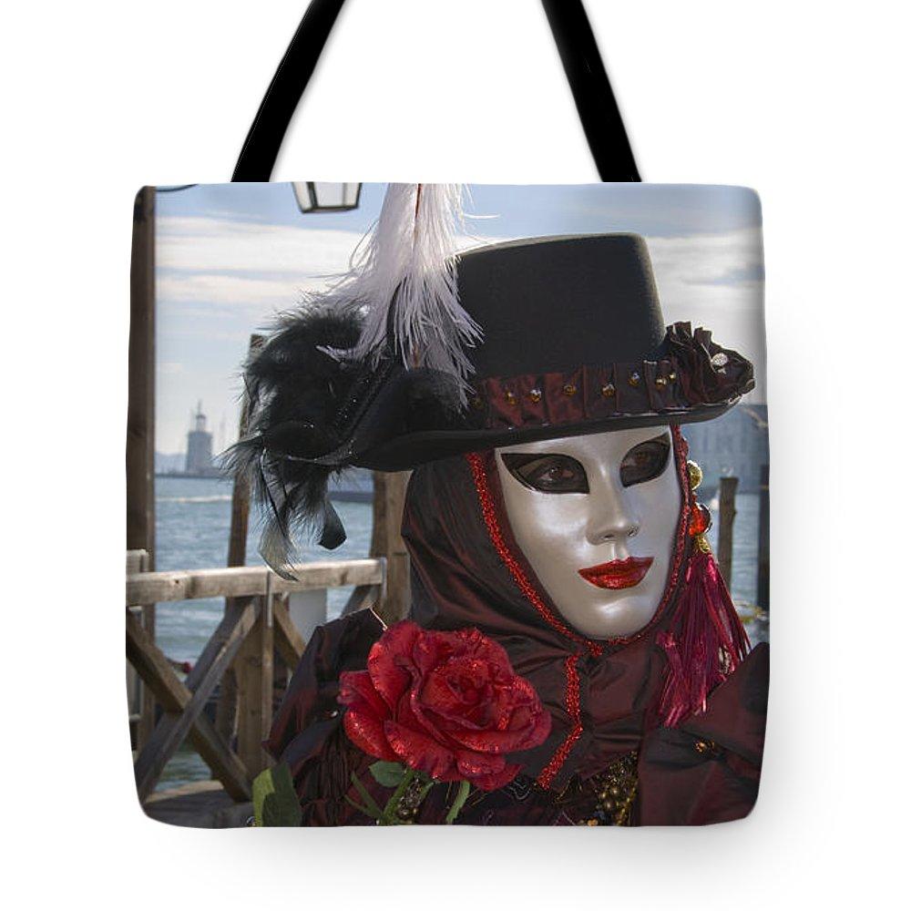Venice Tote Bag featuring the photograph Venice by Milena Boeva
