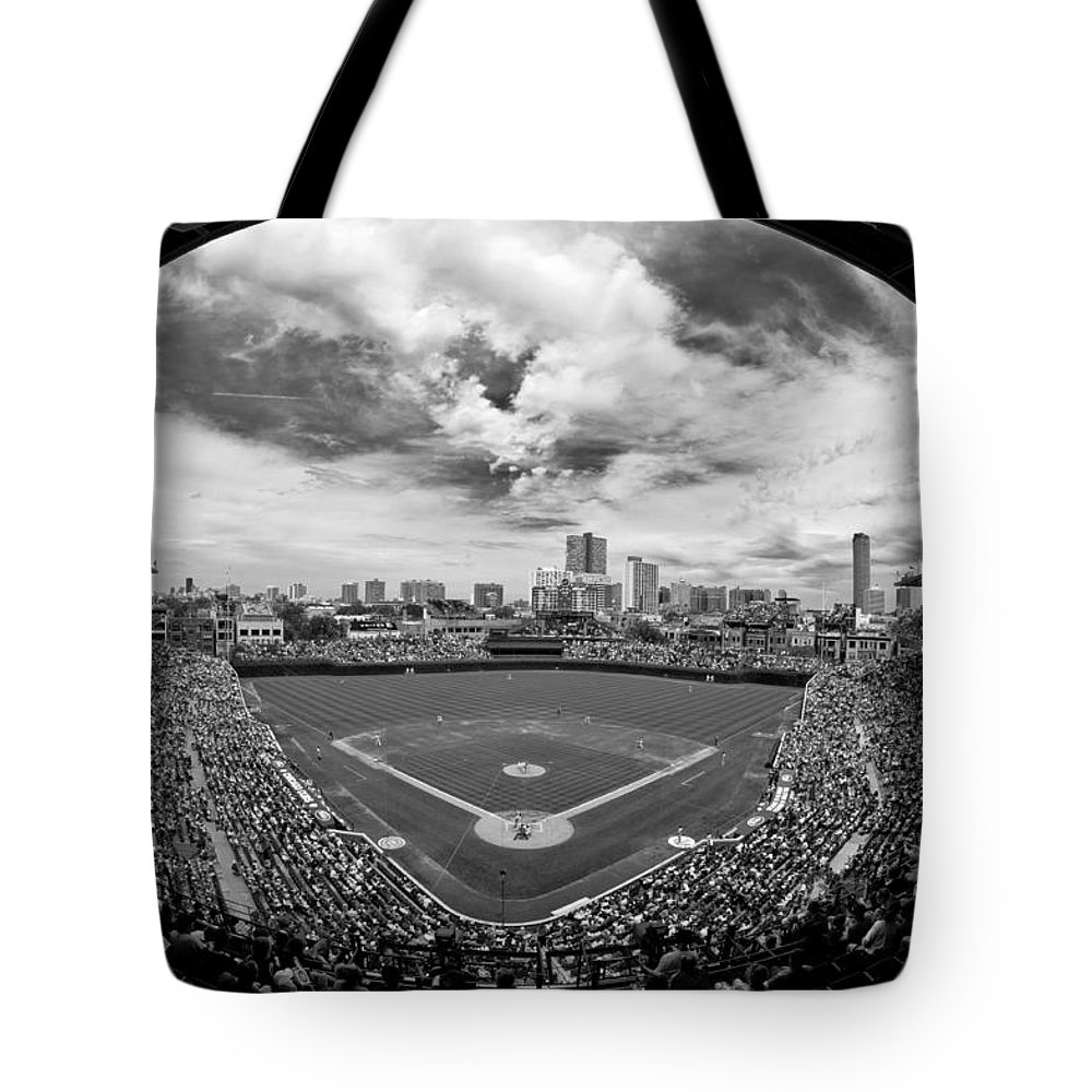 Chicago Cubs Tote Bags
