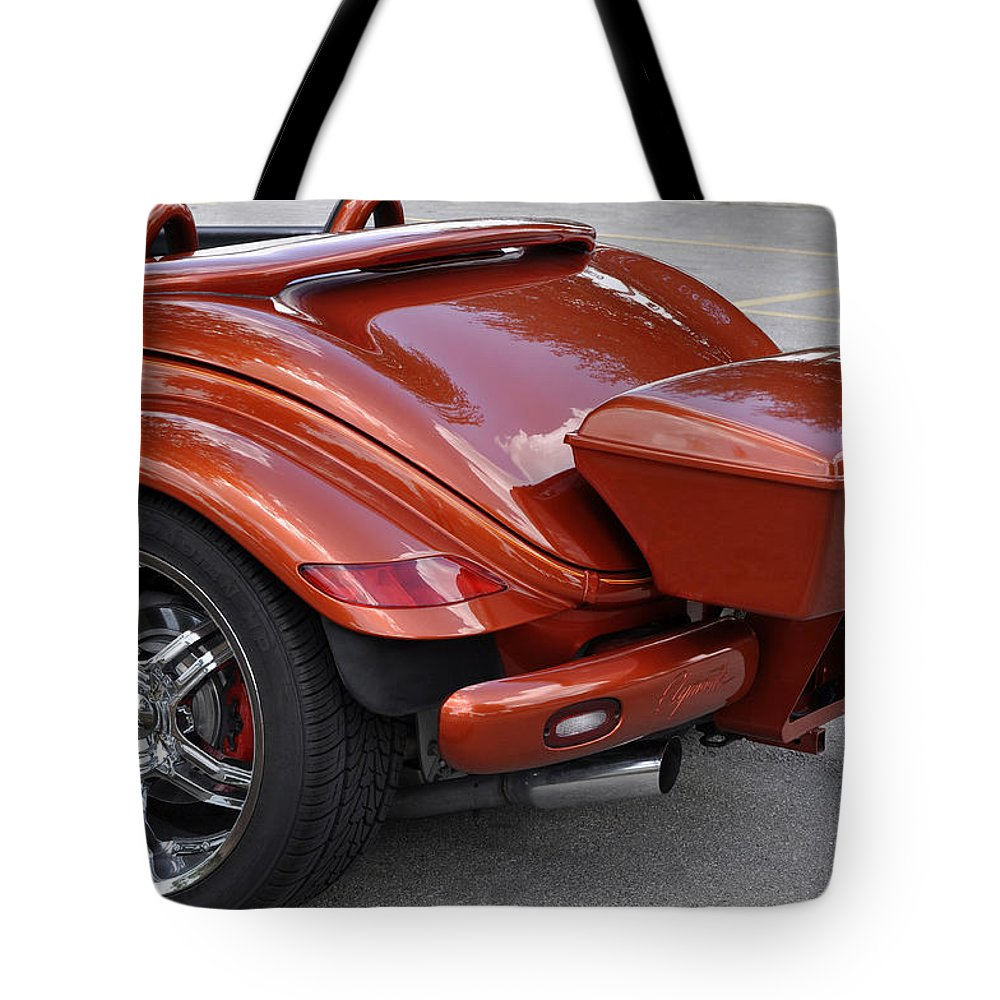 2001 Customized American Plymouth Prowler Car Trunk Tote