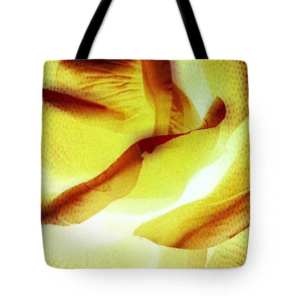 Digital Art Tote Bag featuring the photograph Untitled by Lady Ex