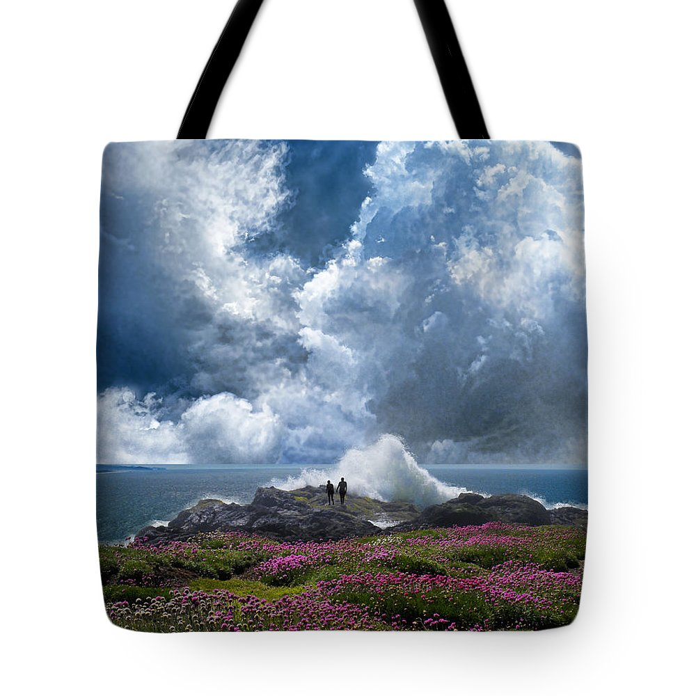 People Tote Bag featuring the photograph 2937 by Peter Holme III