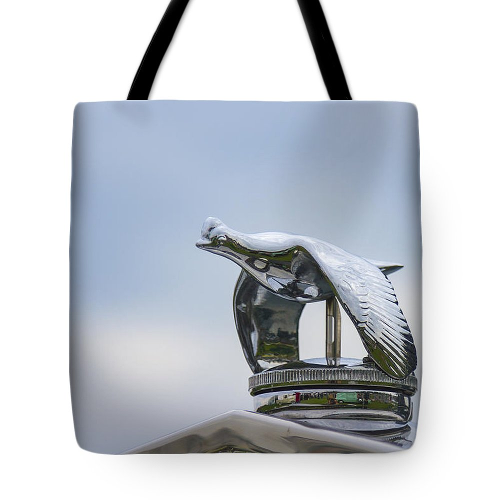 Glenmoor Tote Bag featuring the photograph 1930 Ford Model A by Jack R Perry