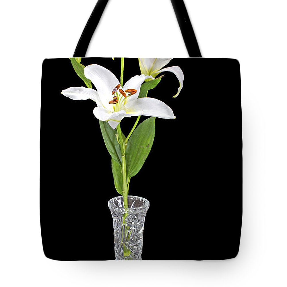 Beautiful Tote Bag featuring the photograph Daylily by Paul Fell