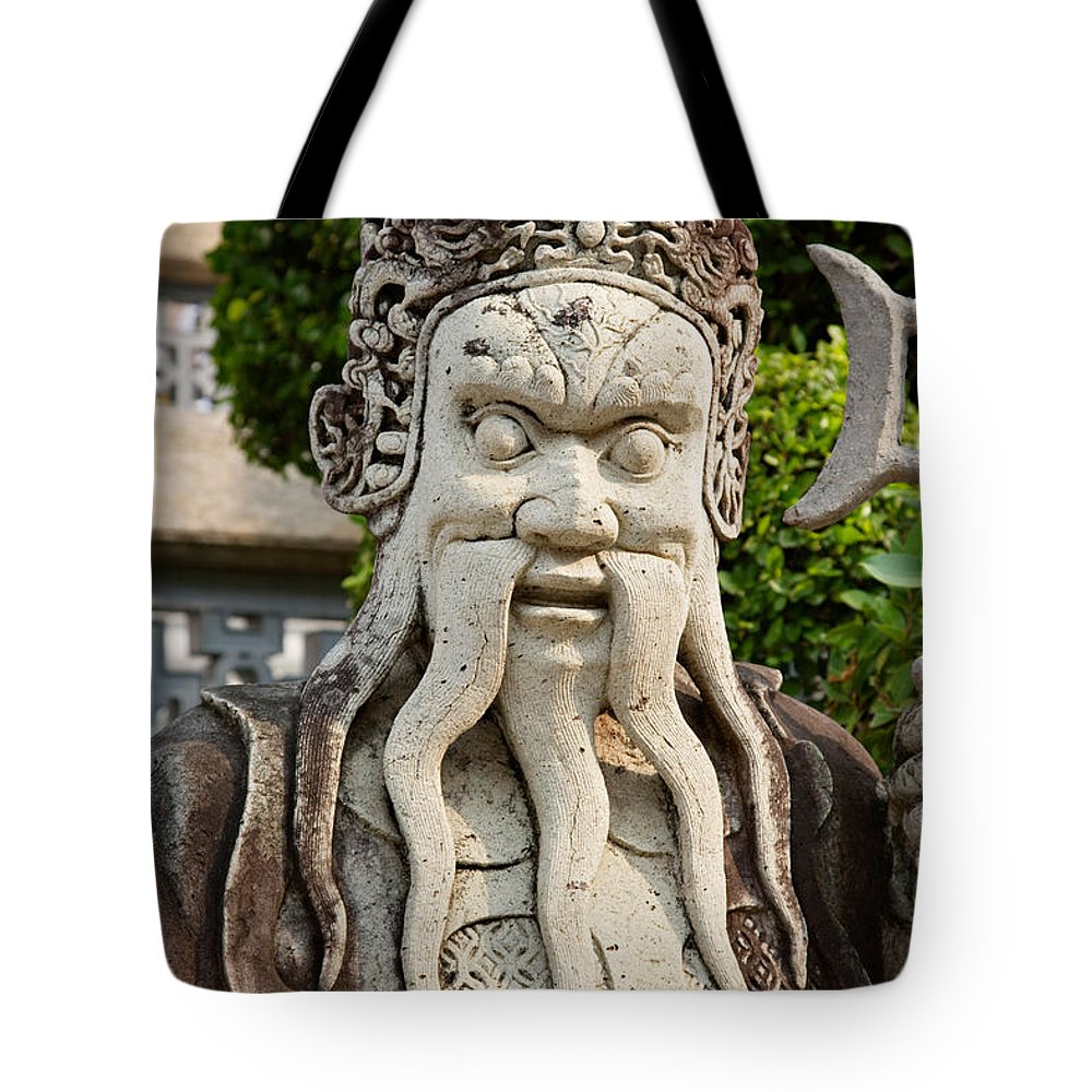 Thailand Art Tote Bag featuring the photograph Grand Palace, Bangkok by David Davis