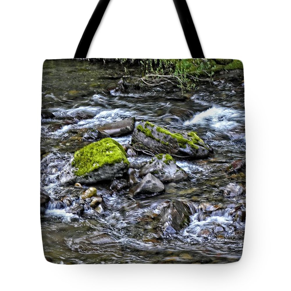 Oregon Tote Bag featuring the photograph Oregon by Image Takers Photography LLC