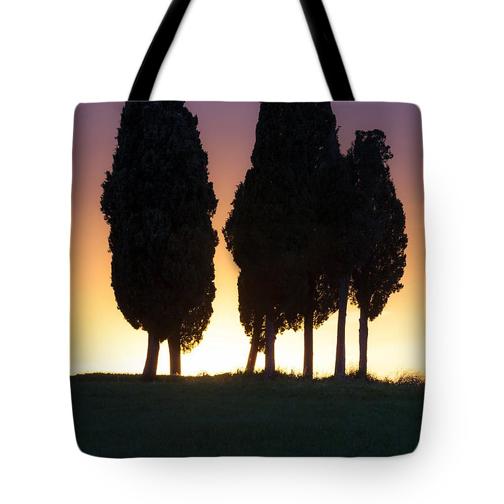 Val D'orcia Tote Bag featuring the photograph Tuscany - Val D'orcia by Joana Kruse