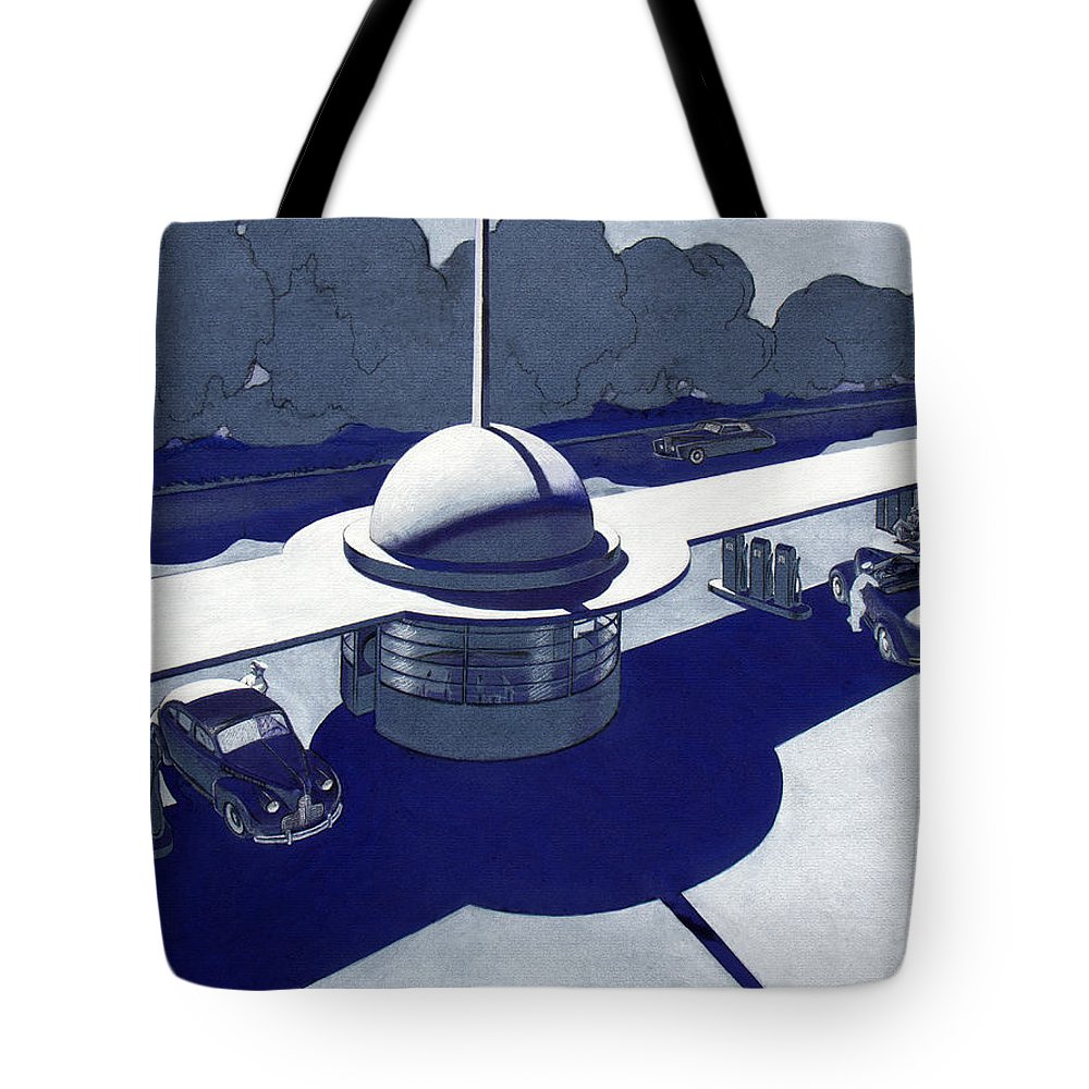 James Dean Tote Bags
