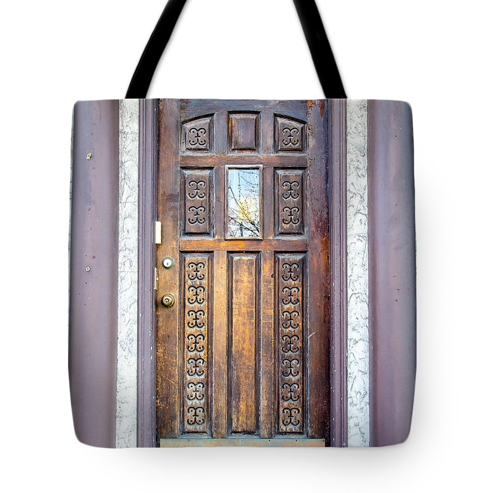 Guy Whiteley Photography Tote Bag featuring the photograph 367 Delaware by Guy Whiteley