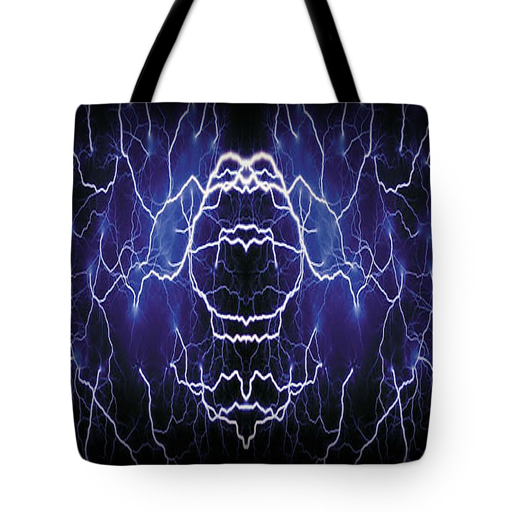 Original Tote Bag featuring the photograph Abstract 115 by J D Owen