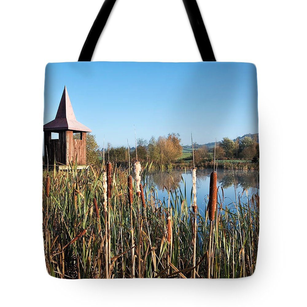 Lower Bruckland Tote Bag featuring the photograph Lower Bruckland - Devon by Susie Peek