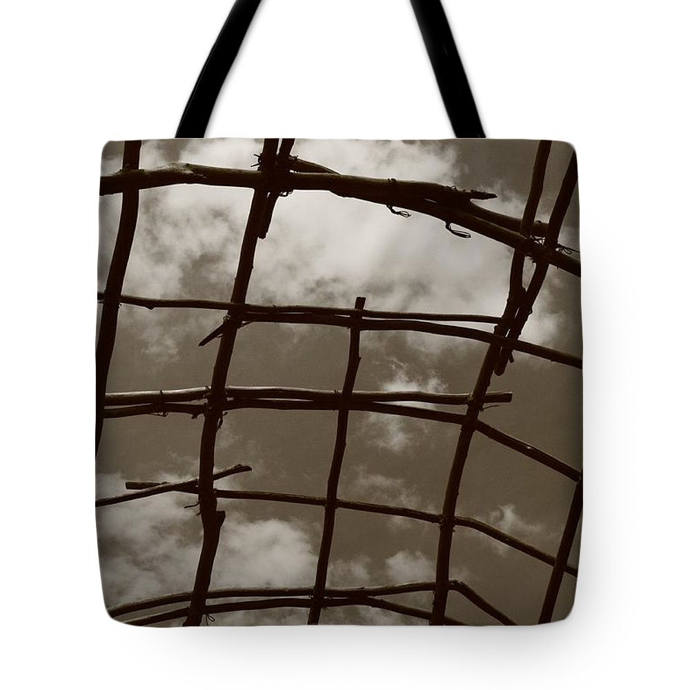 Tote Bag featuring the photograph Untitled by David Milliner