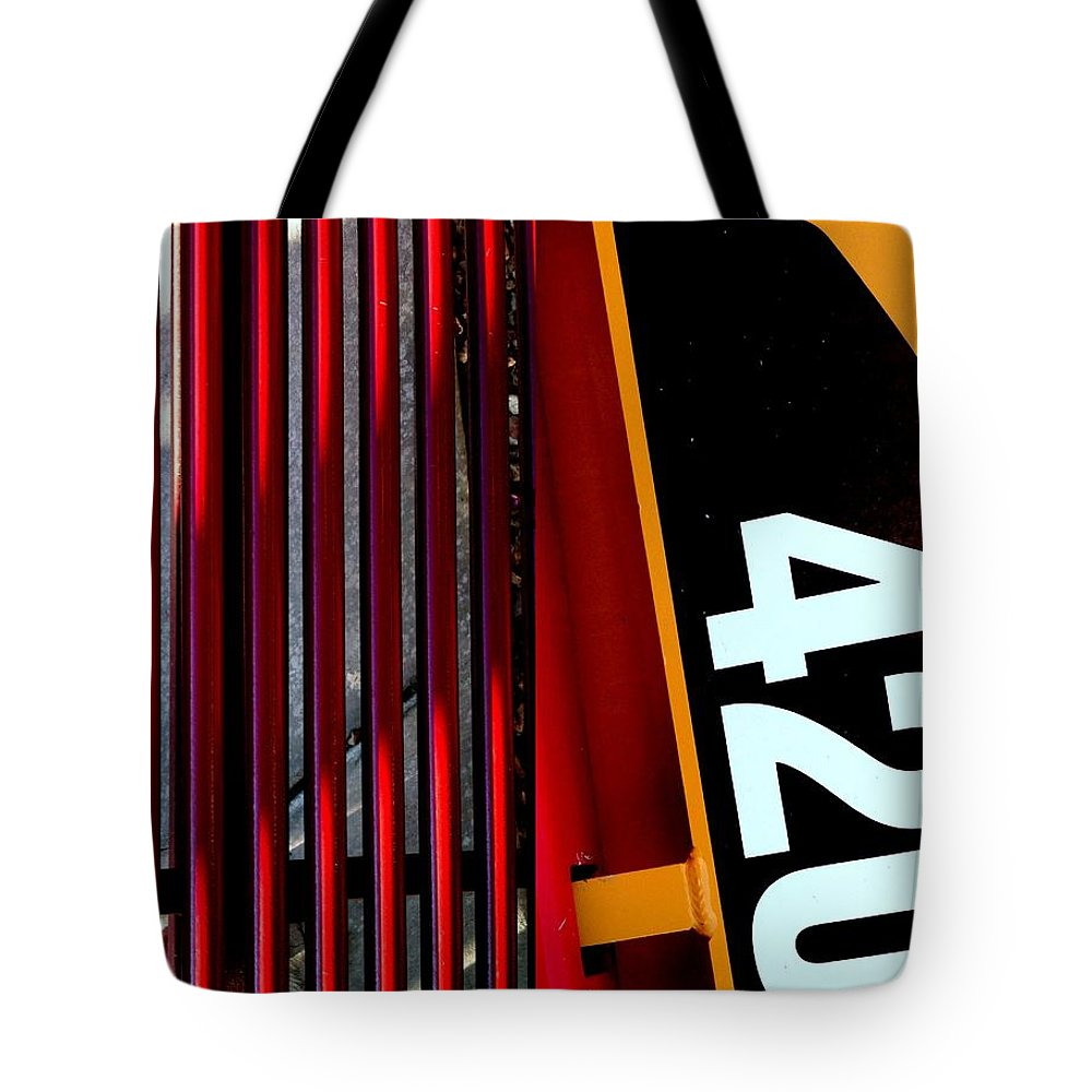 420 Tote Bag featuring the photograph 420 Too by Marlene Burns