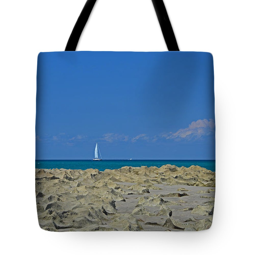 Tote Bag featuring the photograph 44- Come Sail Away by Joseph Keane