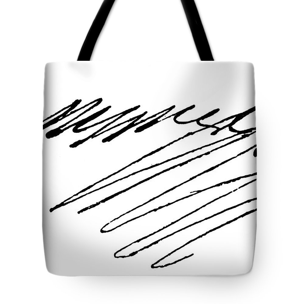 18th Century Tote Bag featuring the photograph Franz Mesmer (1734-1815) by Granger