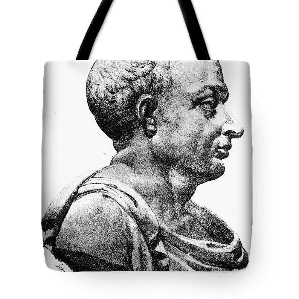 18th Century Tote Bag featuring the photograph Luigi Galvani (1737-1798) by Granger