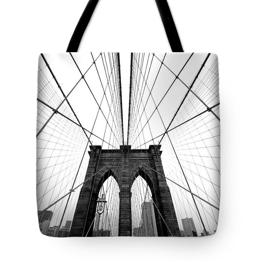 Empire State Building Tote Bags