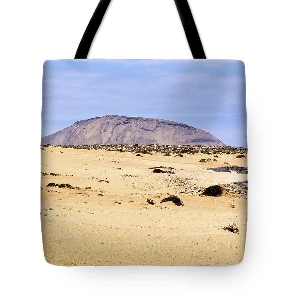 Sea Tote Bag featuring the photograph Graciosa Island by Karol Kozlowski