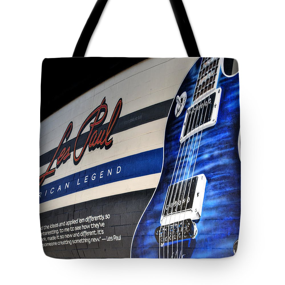 Classic Tote Bag featuring the photograph Rock N Roll Collection by Deborah Klubertanz