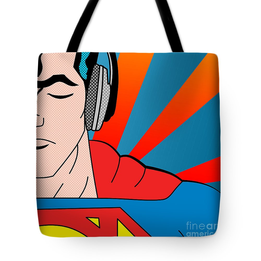 Young Tote Bags