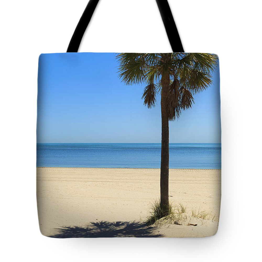 Atlantic Ocean Tote Bag featuring the photograph Miami Beach by Raul Rodriguez