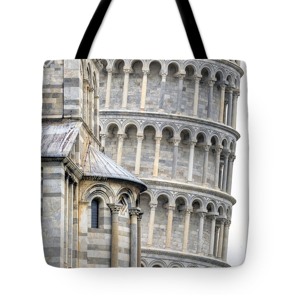 Pisa Tote Bag featuring the photograph Pisa by Joana Kruse