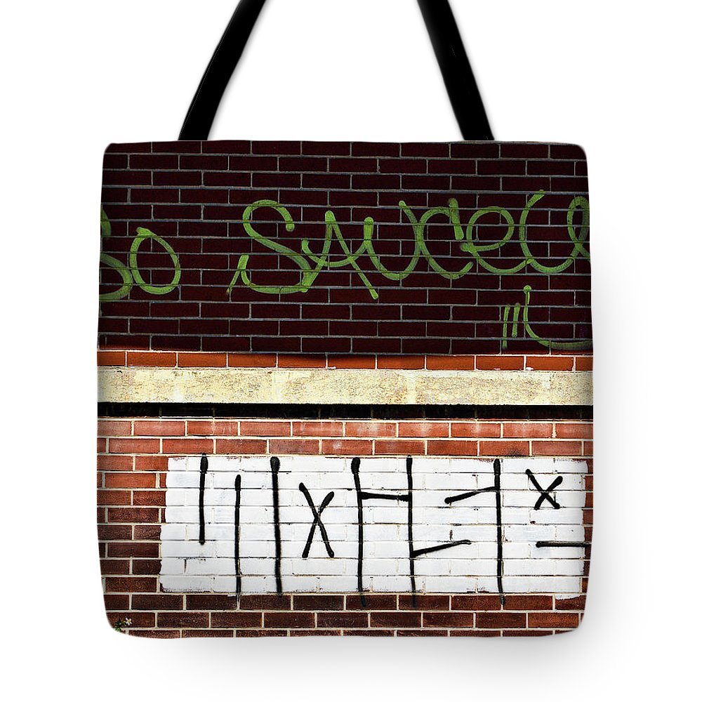 New Orleans Tote Bag featuring the photograph 9th Ward Creativity by Steve Harrington