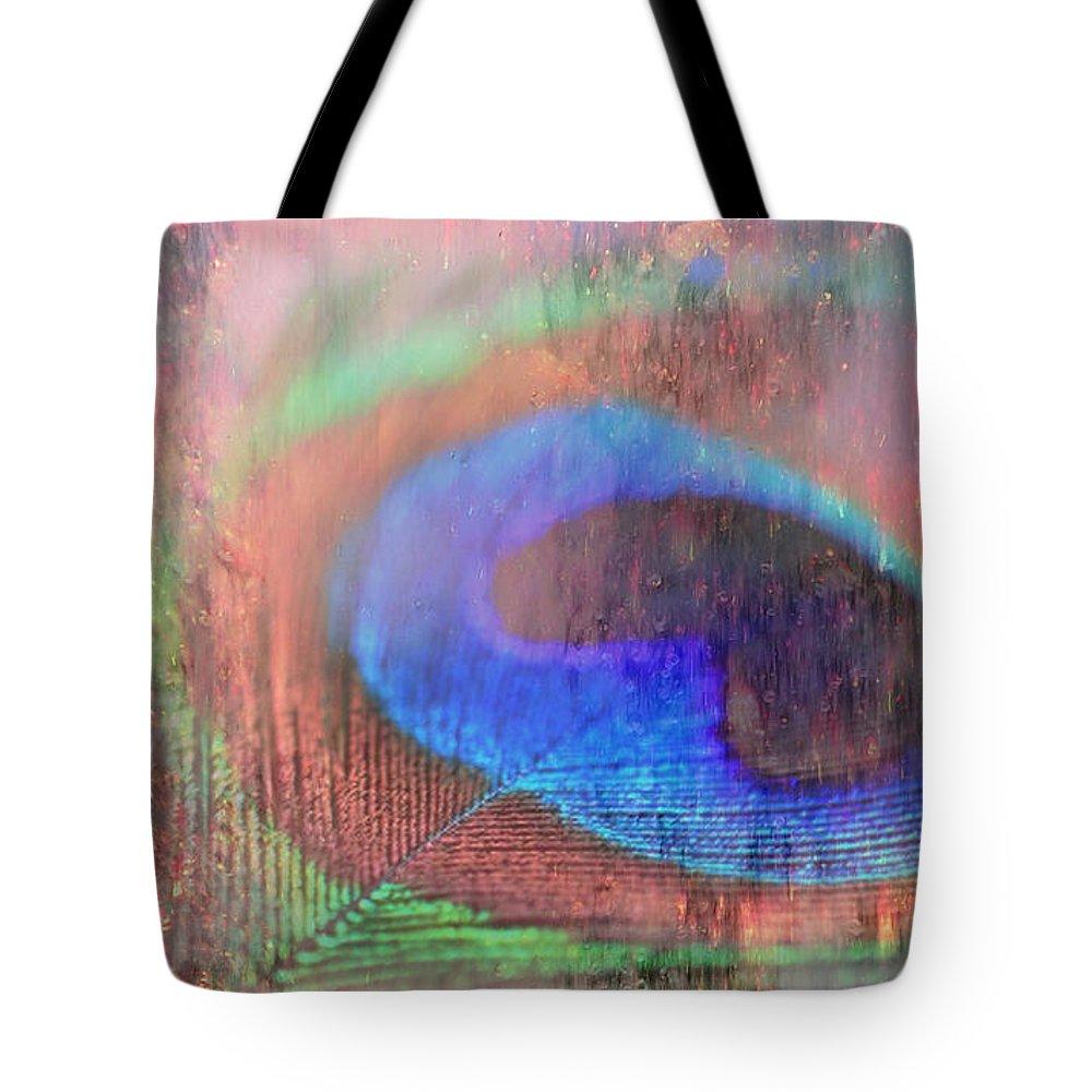 Jenny Rainbow Fine Art Photography Tote Bag featuring the photograph A Magic by Jenny Rainbow