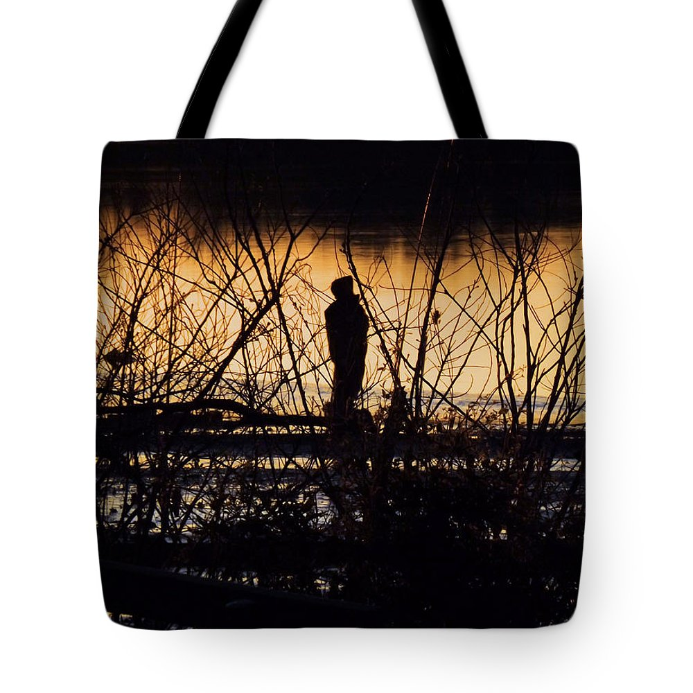 New Tote Bag featuring the photograph A New Day by Robyn King