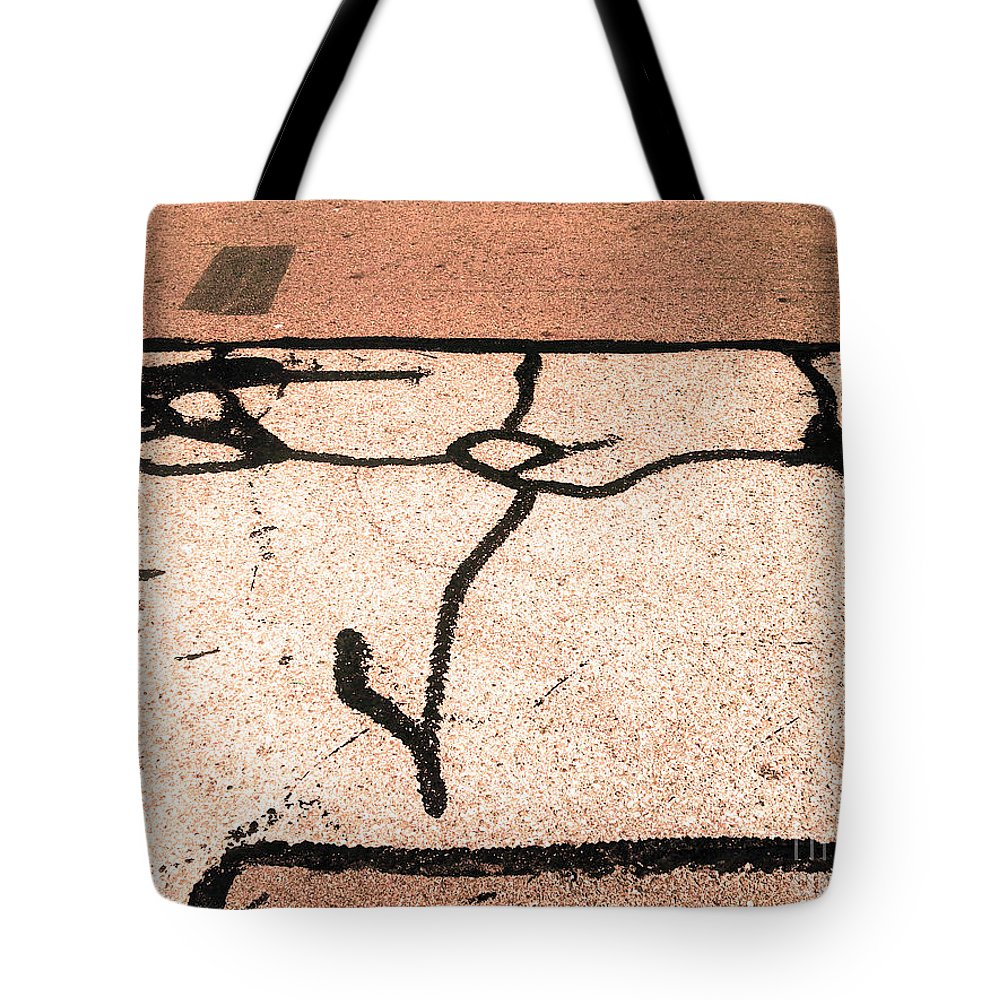 Natural Theme Tote Bag featuring the photograph A Piece Of Serenity by Fei A
