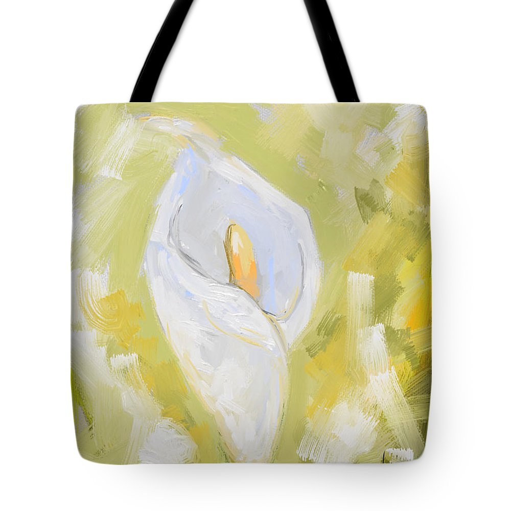Designs Similar to Abstract Calla Lily