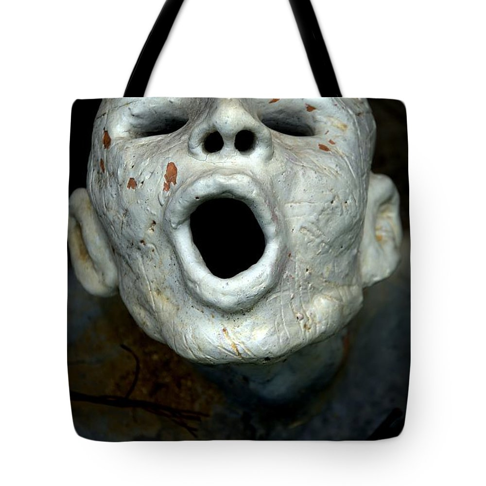 Newel Hunter Tote Bag featuring the photograph Acapella - Limited Edition by Newel Hunter