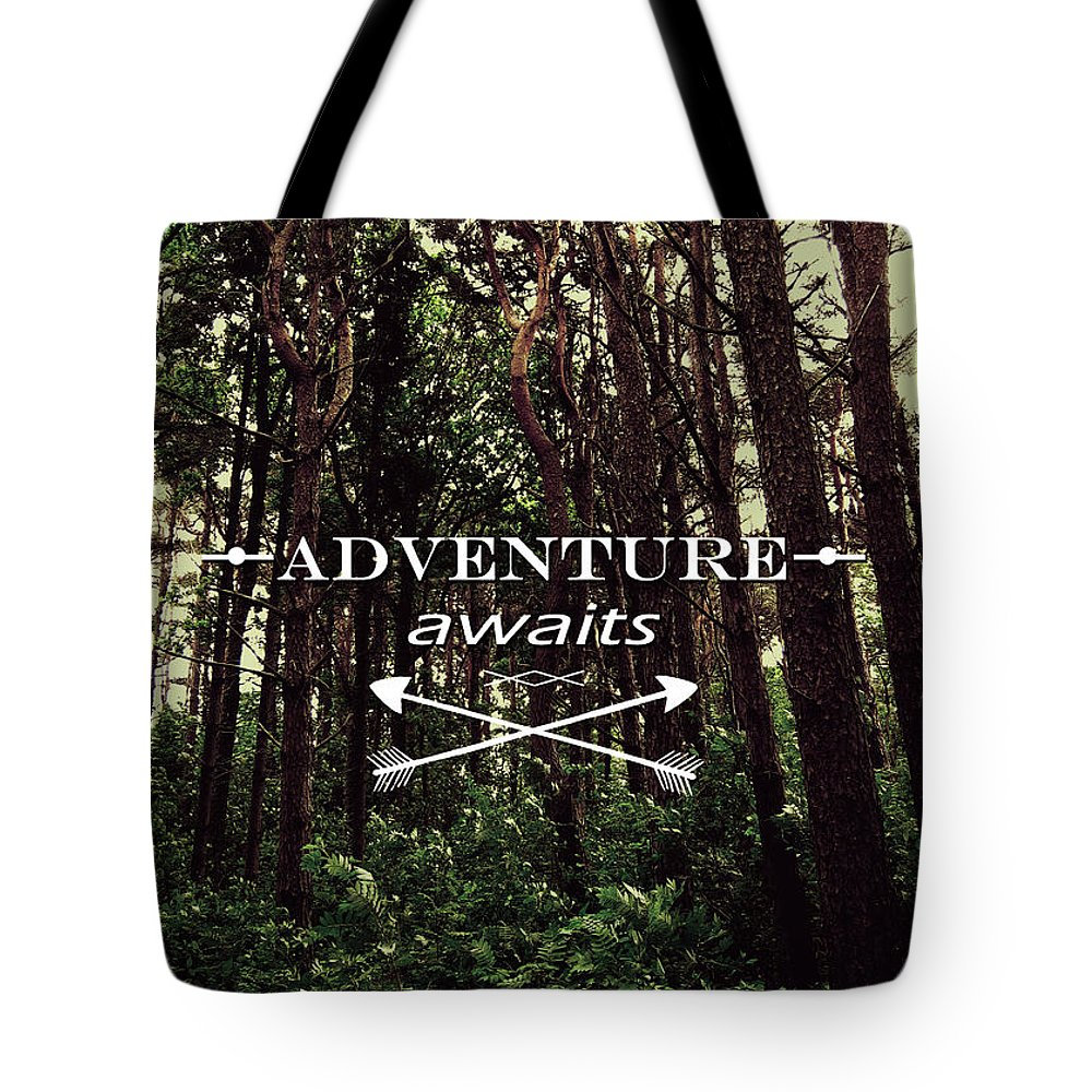 Adventure Tote Bag featuring the photograph Adventure Awaits by Nicklas Gustafsson