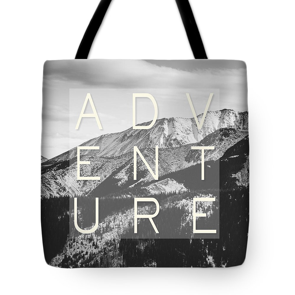 Pattern Photographs Tote Bags