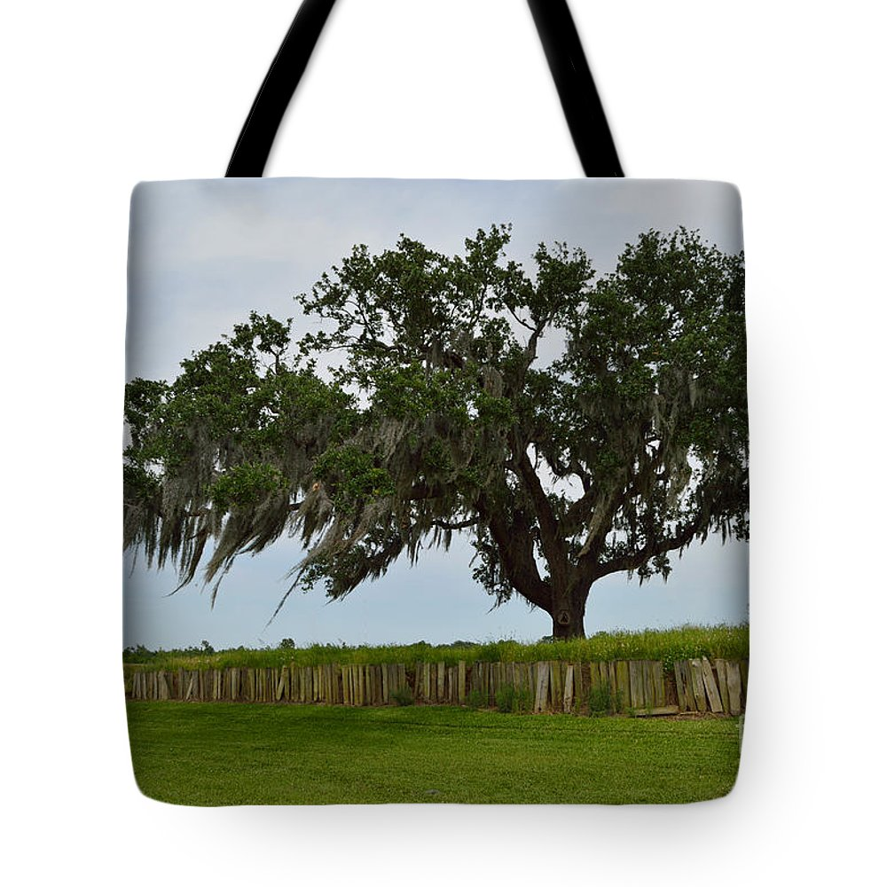 Battle Of New Orleans Tote Bag featuring the photograph After The Battle by Alys Caviness-Gober