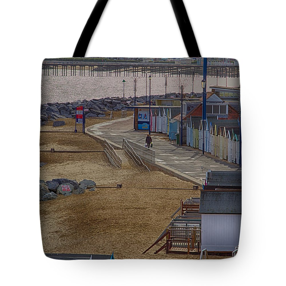 England Tote Bag featuring the photograph After The Rains by Leah Palmer