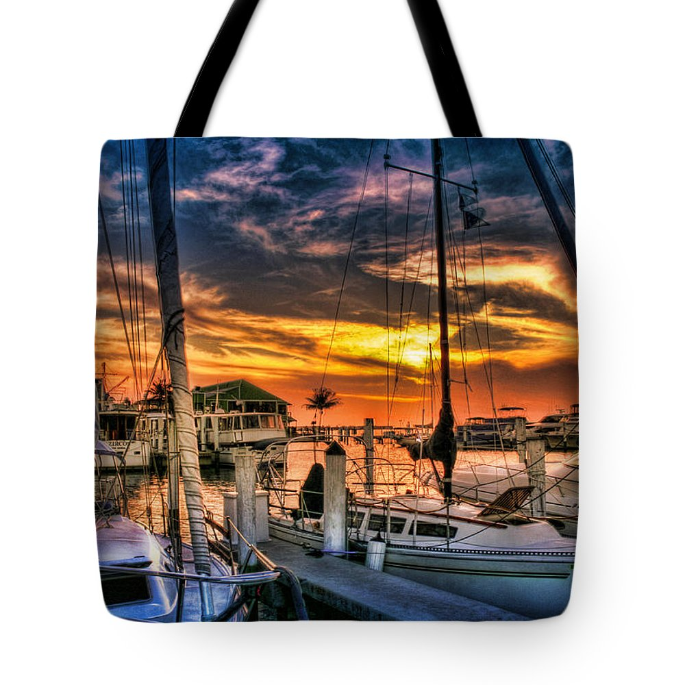 Storm Tote Bag featuring the photograph After The Storm by Regina Williams