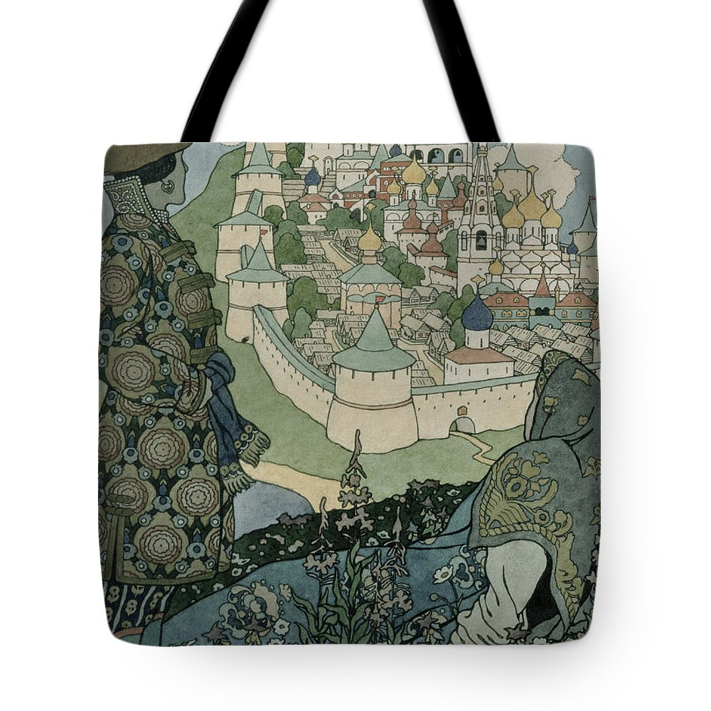 Childrens Illustration Drawings Tote Bags
