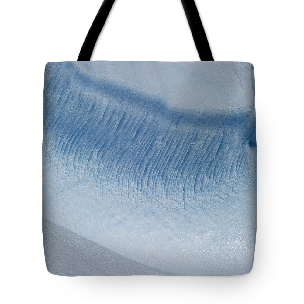 Festblues Tote Bag featuring the photograph Amazing Nature Art.. by Nina Stavlund