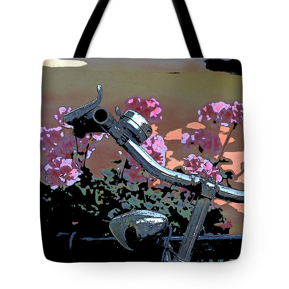 Amsterdam Tote Bag featuring the photograph Amsterdam by Claudio Bacinello