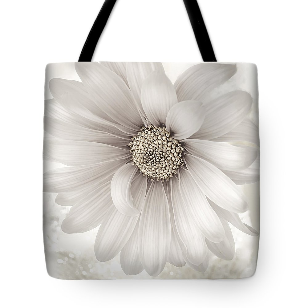 Floral Tote Bag featuring the photograph Anniversary Waltz by Darlene Kwiatkowski