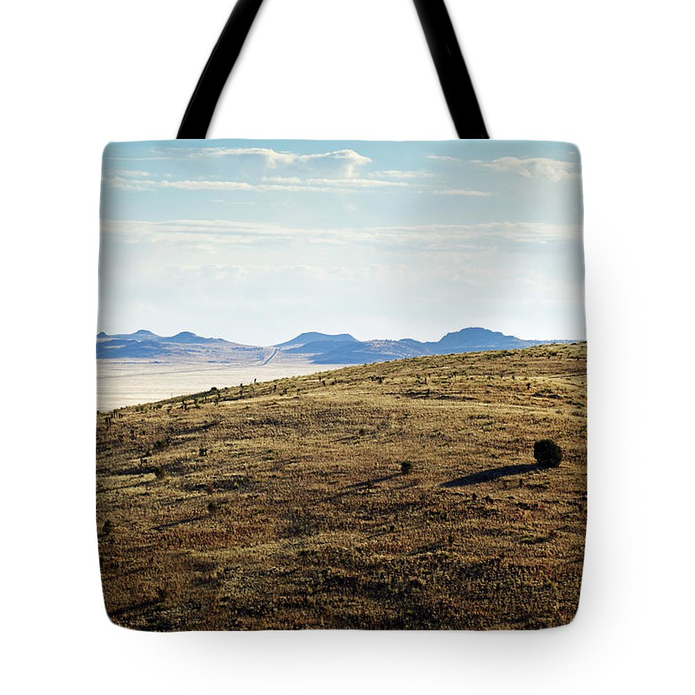 Canvas Prints Tote Bag featuring the photograph Another Color View Of West Texas by Phill Doherty