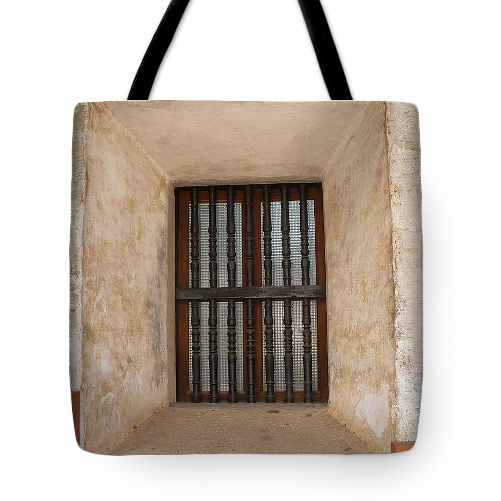 Ruins Tote Bag featuring the photograph Antigua Ruins Xiv by Nicki Bennett