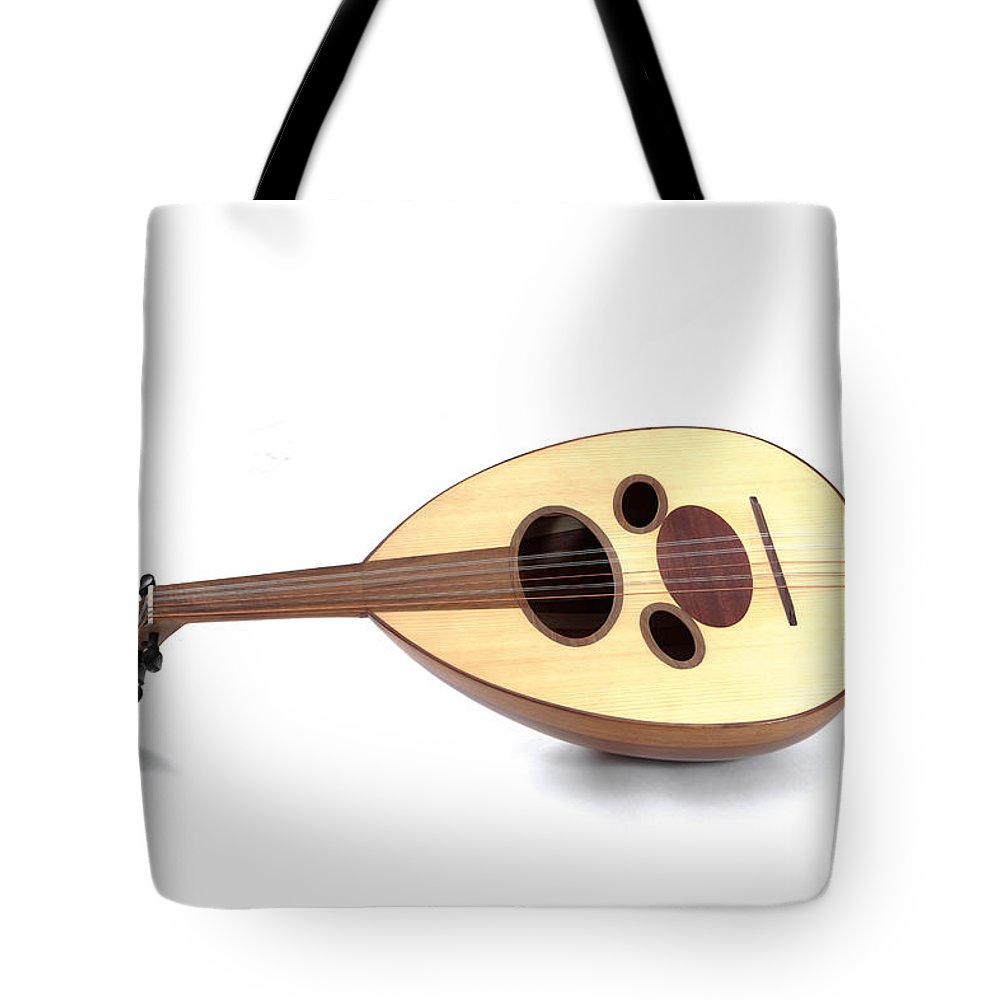 Antique Tote Bag featuring the photograph Arabian Oud by Tom Gowanlock