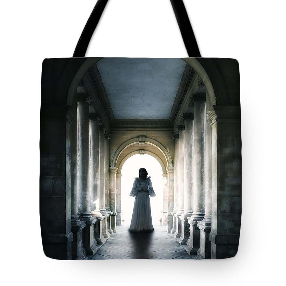Woman Tote Bag featuring the photograph Archway by Joana Kruse