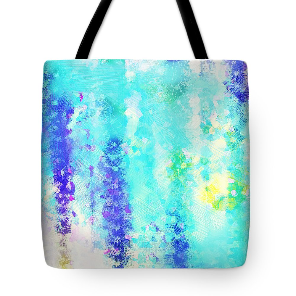 Arizona Tote Bag featuring the photograph Arizona Abstract 3 by Marianne Campolongo