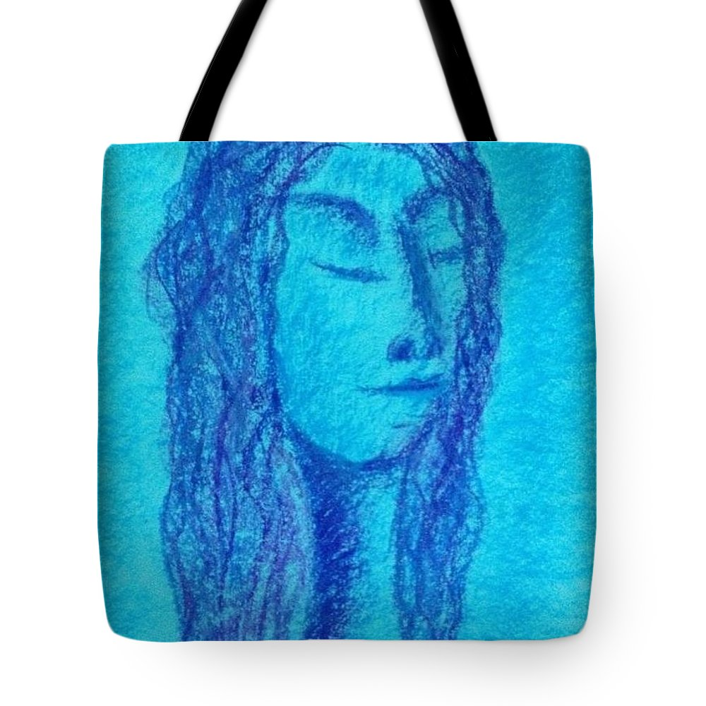 Woman Tote Bag featuring the photograph Art Therapy 146 by Michele Monk
