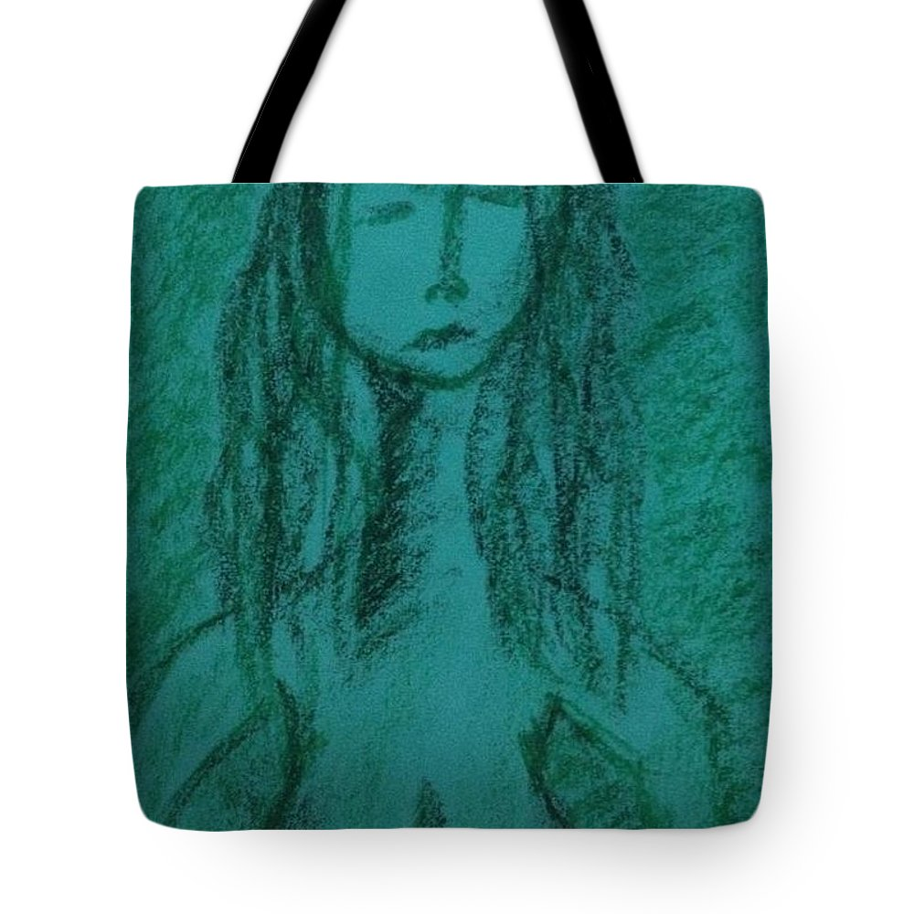 Woman Tote Bag featuring the photograph Art Therapy 149 by Michele Monk