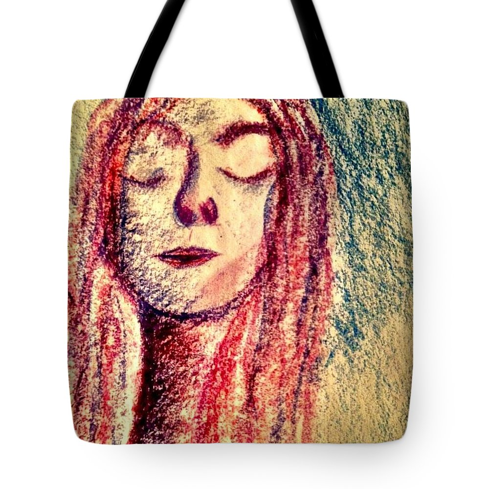 Woman Tote Bag featuring the photograph Art Therapy 153 by Michele Monk